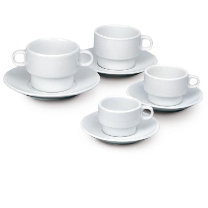 Taza montgat moka 9530 montgatina for Tazas porcelana