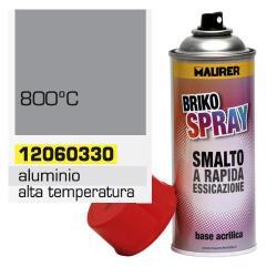 SPRAY MAURER ALTA TEMPERATURA ALUMINIO   400ML