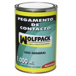 PEGAMENTO CONTACTO WOLFPACK  1000 CC