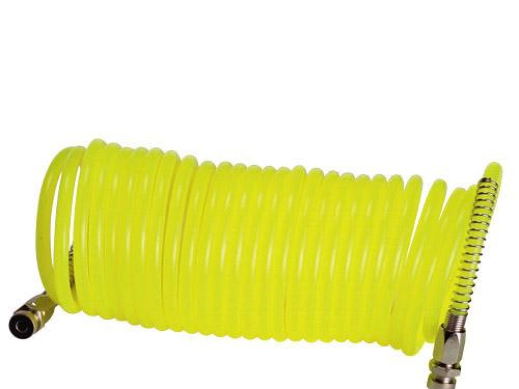 Manguera espiral para compresor 7 5 mts maurer - Manguera para compresor ...