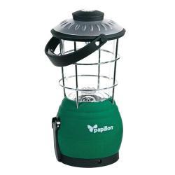 LAMPARA JARDIN PAPILLON DINAMO 12 LED
