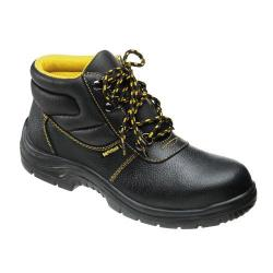Botas seguridad piel negra wolfpack  nº  40  (par)