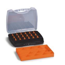 Caja clasificador 32 compartimentos.WORKPLUS