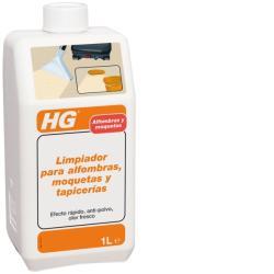 Limpiador para Alfombras,Moquetas y Tapicerias HG