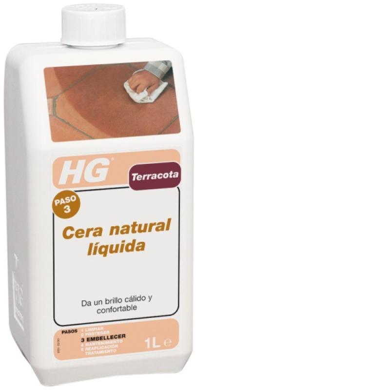 Cera natural liquida para suelos muy porosos hg - Cera para suelos ...