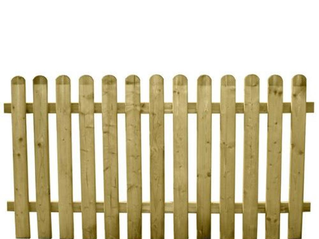 Valla jardin madera valla jardin madera valla de madera - Valla de madera ...