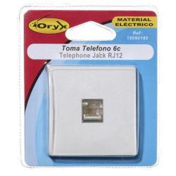 TOMA TELEFONO ORYX  (MECANISMO) 6C