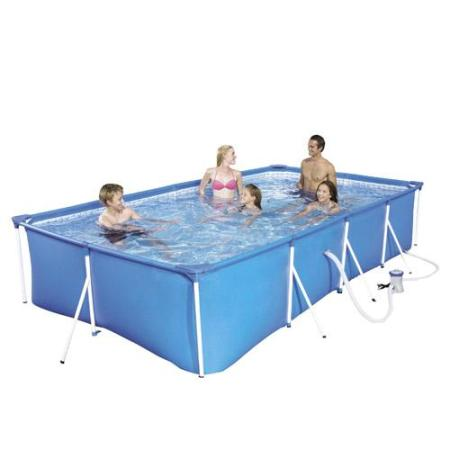 piscina portatil 5700 litros bestway