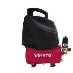 COMPRESOR YAMATO  6 L. / 1,5HP SIN ACEITE