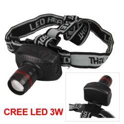 Linterna  para Cabeza Led 3w. Cree