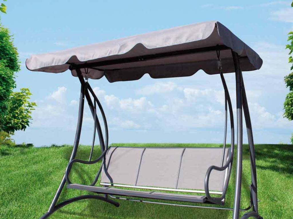 Balancin terraza balancn convertible en cama balancin for Balancin jardin barato