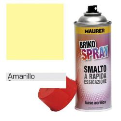 SPRAY MAURER AMARILLO CLARO TRAFICO 400 ML.