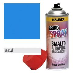 SPRAY MAURER AZUL CLARO LUZ 400 ML.