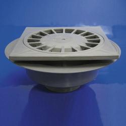 CALDERETA SIFÓNICA PVC T - 86 - V  20X20  110 - 90