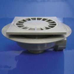 CALDERETA SIFÓNICA PVC T - 86 - VH 10X10   50 - 40