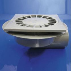CALDERETA SIFÓNICA PVC T - 86 - H  20X20  110