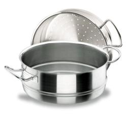 Cacerola Vapor Inoxidable Chef Classic.LACOR