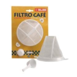 Filtro Permanente Cafetera con cuchara.IBILI