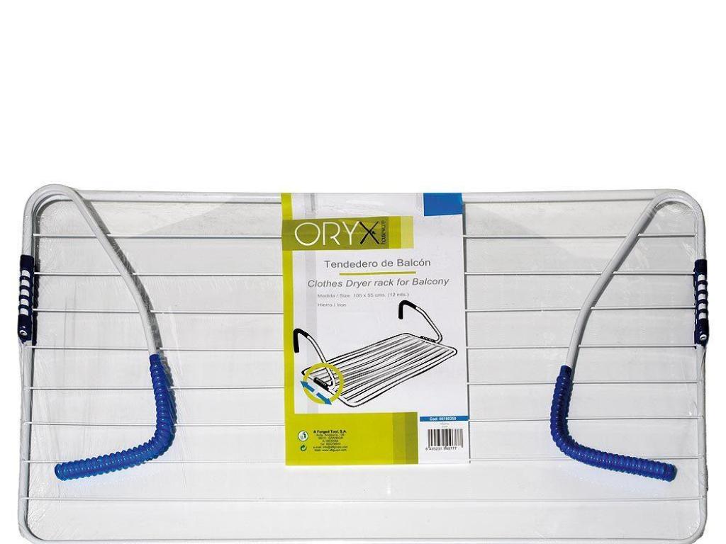 Tendedero balcon 105x55 cms oryx - Tendederos de balcon ...