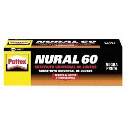 NURAL -  60  NEGRO JUNTAS  (ESTUCHE  40ML)
