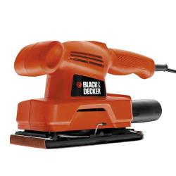 LIJADORA BLACK&DECKER ORBITAL KA 300