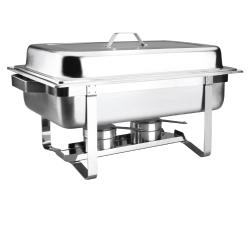 LACOR Chafing Dish Basic GN1/1.Serie Buffet