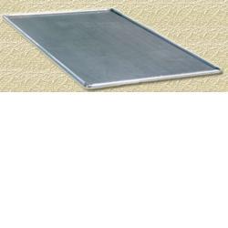Bandeja horno aluminio 48x34 cms.PAELLERAS EL CID