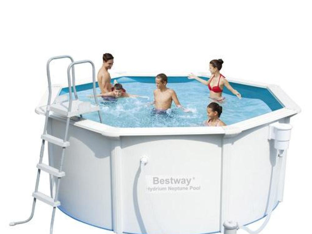 piscina redonda portatil 305x122 bestway On piscina redonda grande