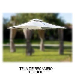 TELA RECAMBIO PARA TECHO PERGOLA SINES