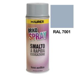 SPRAY MAURER GRIS PLATA 400 ML.