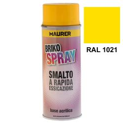 SPRAY MAURER AMARILLO COLZA 400 ML.