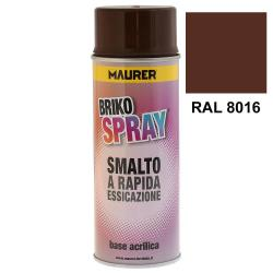 SPRAY MAURER CAOBA  (MOGAMO) 400 ML.
