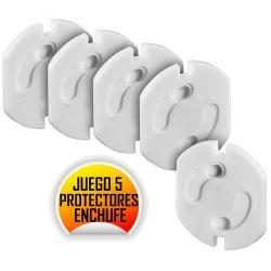 P/5 PROTECTOR ENCHUFE NIÑOS
