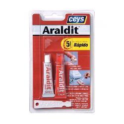 ARALDIT RAPIDO 5+5 ML CEYS
