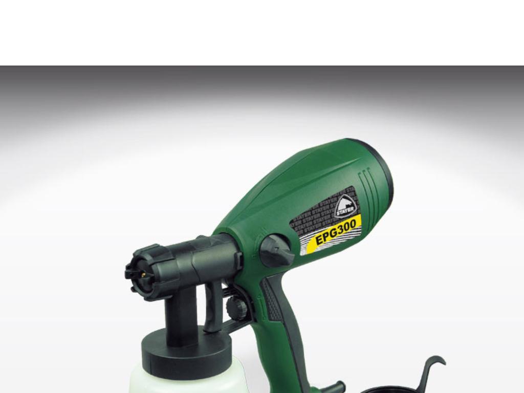 Stayer pistola de pintar epg300 - Pistola para pintar precios ...