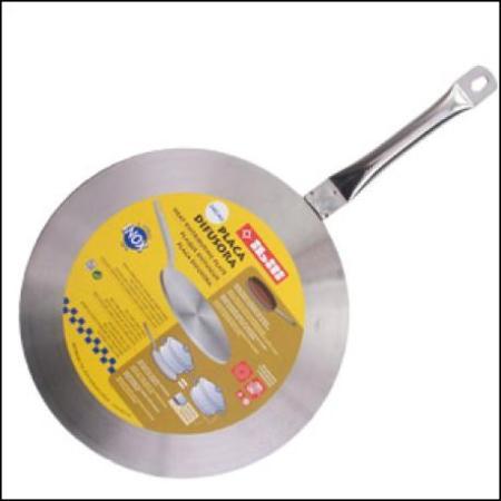 Placa difusora adaptador para cocinas de induccion ibili for Cocina induccion precio