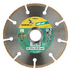 Wolfcraft disco corte madera plastico - Disco madera amoladora ...