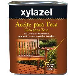 XYLAZEL ACEITE PARA TECA 750 ML.