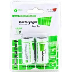 BATTERYLIGHT BATERIA ECORECARGABLE C