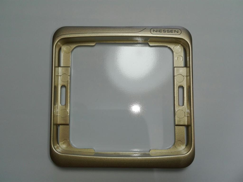 NIESSEN ARCO marco interior 8270 oro-champan