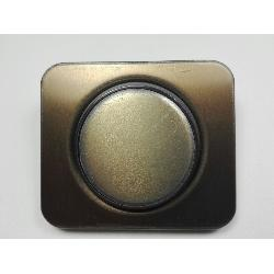 SIMON 75 TAPA REGULADOR TENSION BRONCE