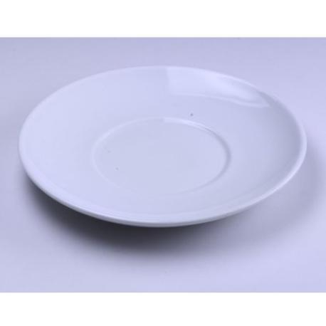 Plato caldo blanco 15 5cms viejovalle for Plato blanco