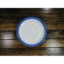 COSTAVERDE MARGARITA AZUL PLATO TAZA N2 15.5CM