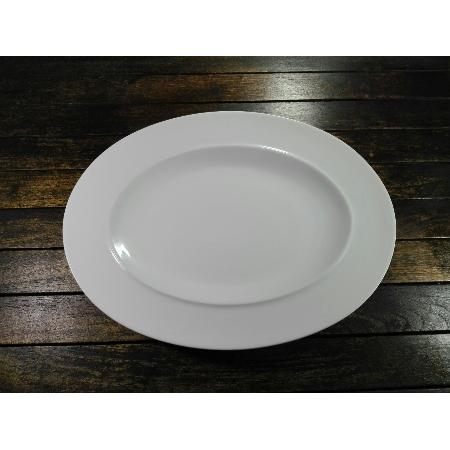 COSTAVERDE HOME BLANCO FUENTE OVAL 35CM
