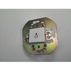 PULSAOR EMPOTRAR LAMPARA 002-0707