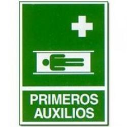 CARTEL 210X297  PRIMEROS AUXILIOS