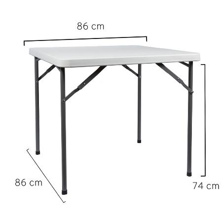 Papillon 88x88 88x88 Mesa Catering Catering Mesa Papillon Plegable Plegable Plegable Mesa KTJ3lFuc1