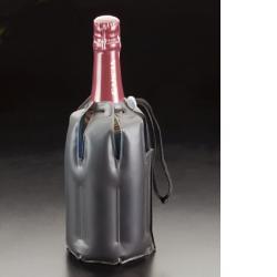 Enfriador de botellas con cordon. Serie bodega.METALTEX