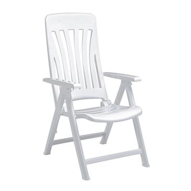 Sill n posiciones blanes blanco resol for Muebles blanes