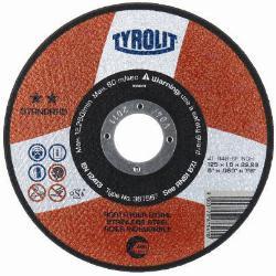 TYROLIT DISCO 115  1.6MM INOX